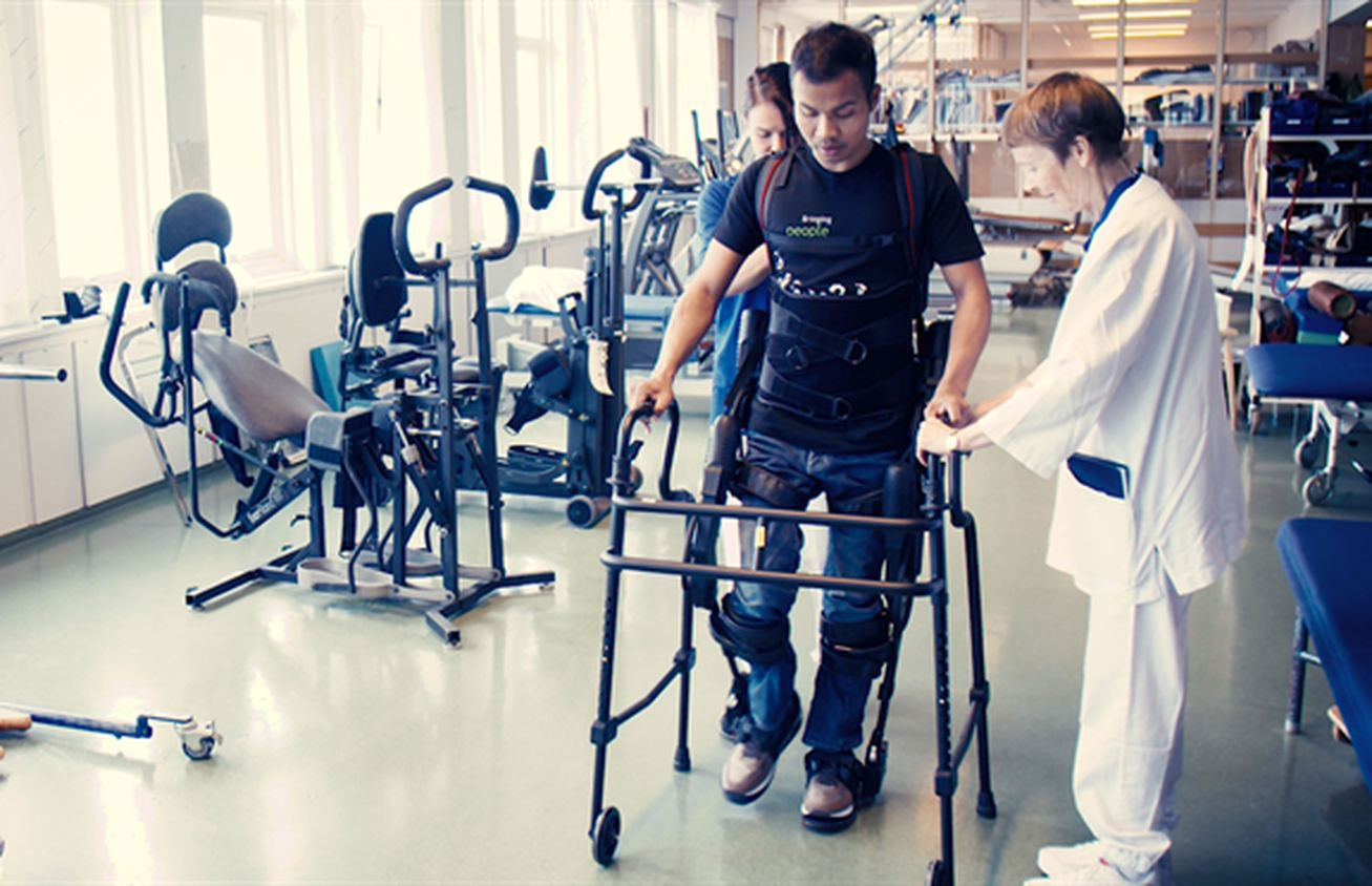 Stroke recovery | Assistep